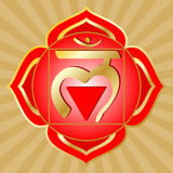 Chakra Series: Muladhara Royalty Free Stock Image