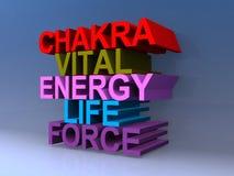 Free Chakra Vital Energy Life Force Stock Photo - 184250470