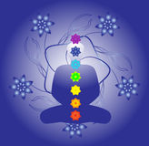 Chakras Royalty Free Stock Images