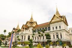 Chakri Maha Prasat, Ταϊλάνδη στοκ εικόνα