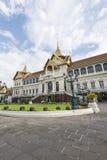 Chakri Maha Prasat, грандиозный дворец, Бангкок, Таиланд Стоковое Изображение