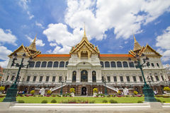 Chakri Maha Prasat Throne Hall Royalty Free Stock Image