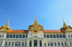 Chakri Maha Prasat Throne Hall Stock Images