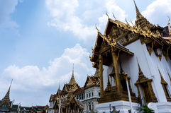 Chakri Maha Prasat Throne Hall Royalty Free Stock Images