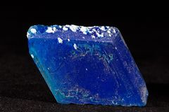 chalcanthite mineral Royalty Free Stock Images
