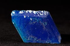 chalcanthite mineral Royalty Free Stock Photos