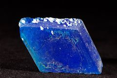chalcanthite mineral Stock Photography