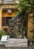 Chalcedony davanti alle pietre preziose Art Museum, Hoi An, Vietnam fotografie stock libere da diritti