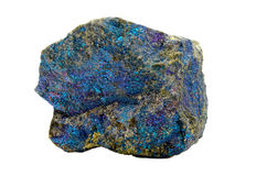Chalcopyrite - Bornite photos stock