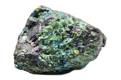 Chalcopyrite - Bornite Stock Photography