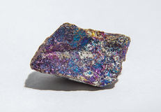 Chalcopyrite Royalty Free Stock Photography