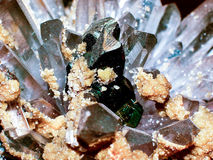 Chalcopyrite Royalty Free Stock Images