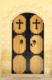 chaldean πύλη χ mardin rm Άγιος ζ εκκλησιών Στοκ εικόνα με δικαίωμα ελεύθερης χρήσης