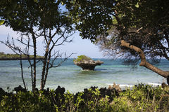 Chale island Royalty Free Stock Photo
