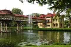 Chaleemongkolasana Residence 2 Royalty Free Stock Image