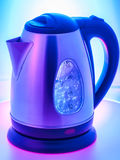 Chaleira com água Imagem de Stock Royalty Free
