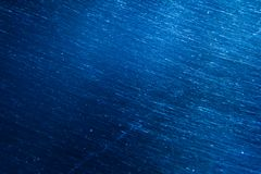 Chaleira de chá azul de aço inoxidável Imagem de Stock