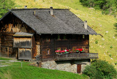 Chalet Royalty Free Stock Photography