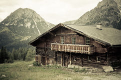 Chalet Royalty Free Stock Images