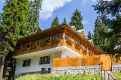 Chalet Stock Images