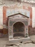 Chalet de Pompeya Imágenes de archivo libres de regalías