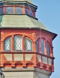 Chalet de Richters | Polonia, Lodz Imágenes de archivo libres de regalías