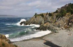 Chalet della spiaggia Fotografie Stock Libere da Diritti