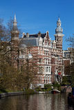 Chalet en Amsterdam Imagenes de archivo