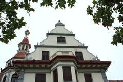Chalet occidental del estilo Imagen de archivo