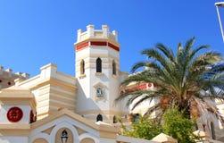 Chalet Rafaela, Santa Cesarea Terme, Puglia, Italia Fotos de archivo