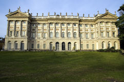Chalet real de Milán, Italia Fotografía de archivo libre de regalías