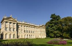Chalet Reale, Milán Imagen de archivo