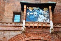 Chalet Torlonia en Roma Fotografía de archivo libre de regalías