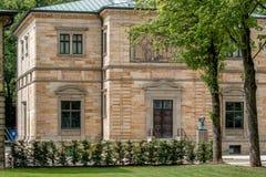 Chalet Wahnfried Bayreuth - Richard Wagner Museum Imagen de archivo