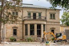 Chalet Wahnfried Bayreuth - Richard Wagner Museum Fotografía de archivo libre de regalías