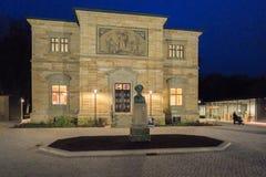 Chalet Wahnfried Bayreuth - Richard Wagner Museum Fotos de archivo libres de regalías