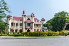Chali Mongkol Asana located in Sanamchan Palace Royalty Free Stock Image