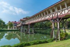 Chali Mongkol Asana located in Sanamchan Palace, Thailand Royalty Free Stock Photo