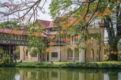 Chali Mongkol Asana located in Sanamchan Palace, Thailand Stock Photo