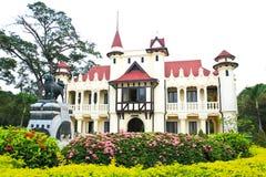 Chali Mongkol Asana at Sanam Chandra Palace Stock Photos