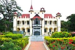 Chali Mongkol Asana at Sanam Chandra Palace Royalty Free Stock Image