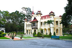 Chali Mongkol Asana at Sanam Chandra Palace Stock Image