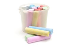 Chalk Stock Images