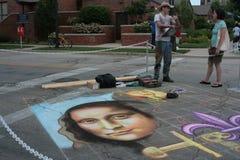 Chalk Art royalty free stock photos