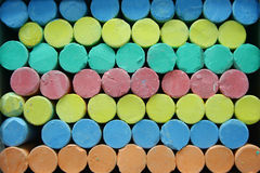Chalk Background Stock Image