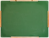 Chalk board. Close up of an empty chalk board Royalty Free Stock Photography