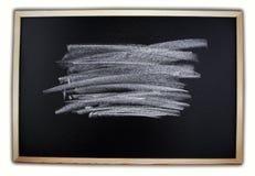 Chalk on board Royalty Free Stock Photo