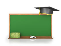 Chalk board Royalty Free Stock Photos