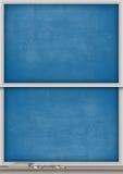 Chalk Board Split Stock Photos