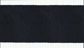 Chalk border on chalkboard horizontal Stock Photos